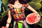Wild Prints and Fluorescent Hues in Desigual Spring Summer 2013 Collection
